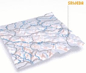 3d view of Srijeda