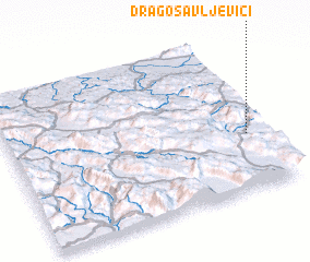 3d view of Dragosavljevići