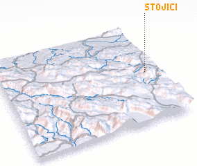 3d view of Stojići