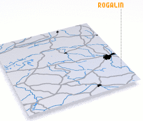 3d view of Rogalin