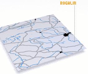 3d view of Rogalin