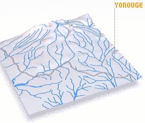 3d view of Yonougé
