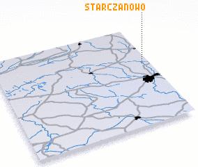 3d view of Starczanowo
