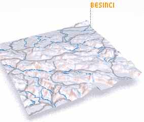 3d view of Bešinci