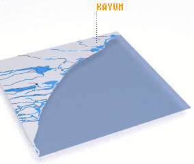 3d view of Kayum