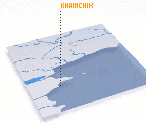 3d view of Khaimchik