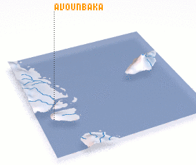3d view of Avounbaka
