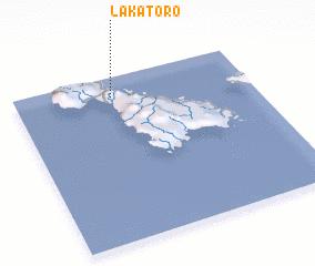 Lakatoro Vanuatu map nonanet