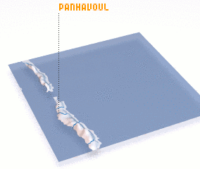 3d view of Panhavoul