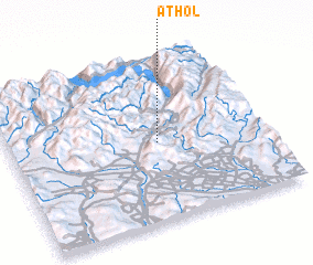 3d view of Athol