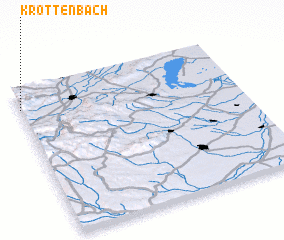 3d view of Krottenbach