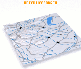 3d view of Untertiefenbach