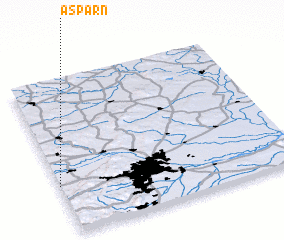3d view of Asparn