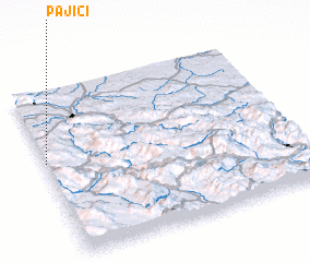 3d view of Pajići