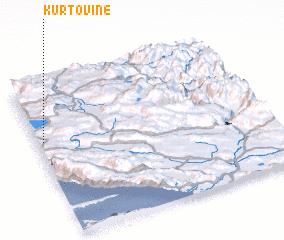 3d view of Kurtovine