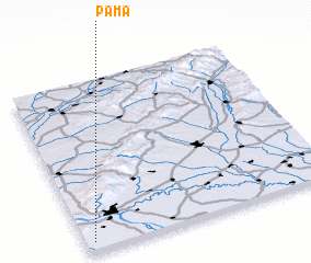 3d view of Pama