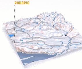 3d view of Podbrig