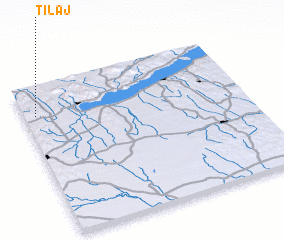 3d view of Tilaj