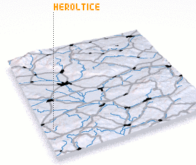 3d view of Heroltice