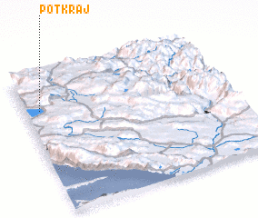 3d view of Potkraj