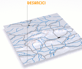 3d view of Desančići