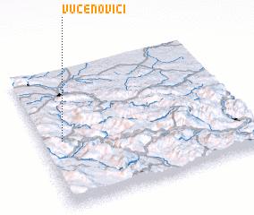 3d view of Vučenovići