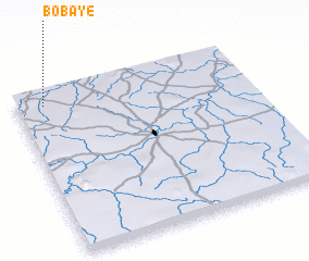 3d view of Bobaye