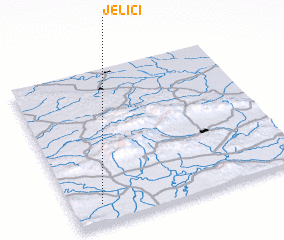 3d view of Jelići
