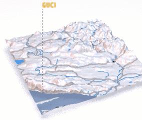 3d view of Guči