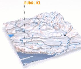 3d view of Budalići