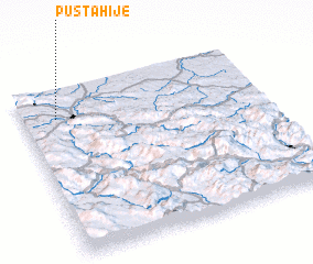 3d view of Pustahije