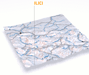 3d view of Ilići