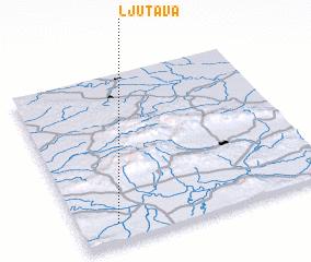 3d view of Ljutava