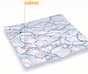 3d view of Dabrac