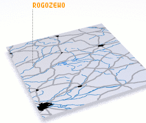 3d view of Rogożewo