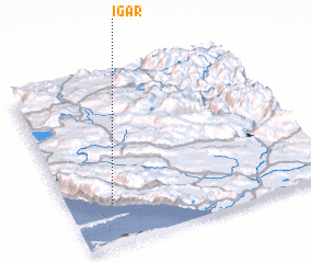 3d view of Igar