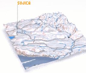 3d view of Šujica