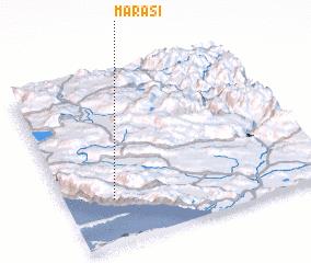 3d view of Marasi
