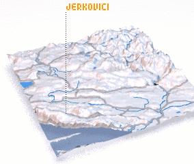3d view of Jerkovići