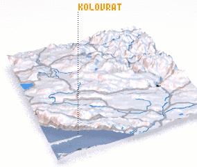 3d view of Kolovrat