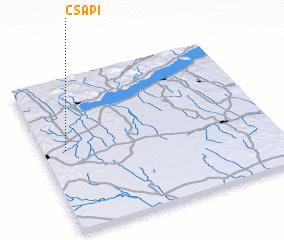 3d view of Csapi