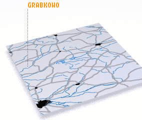 3d view of Grąbkowo