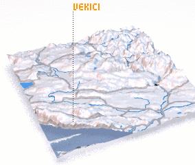 3d view of Vekići
