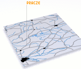 3d view of Pracze