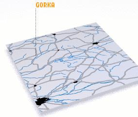 3d view of Górka
