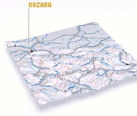 3d view of Kozara