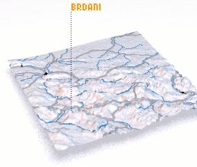 3d view of Brđani