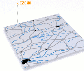 3d view of Jeżewo