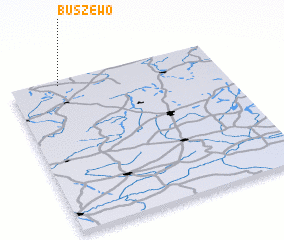 3d view of Buszewo