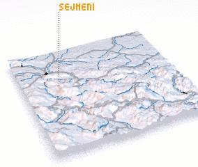 3d view of Sejmeni